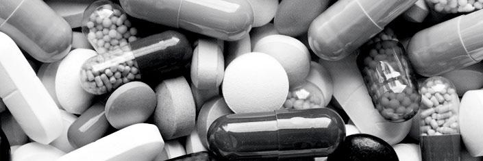 Компании с лицензиями на наркотические вещества