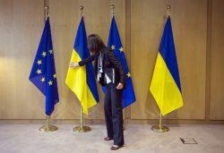 Европейский Союз предварительно одобрил введение безвиза с Украиной